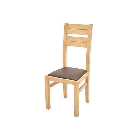 la chaise de bois davaus chaise cuisine simili cuir avec des idées