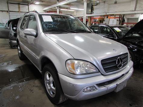 Parting Out 2002 Mercedes Ml320  Stock # 160147 Tom's