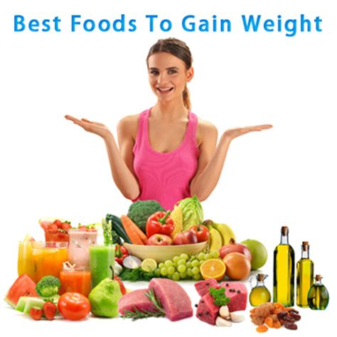 It's crucial that you focus on foods with a particularly high nutrient content instead of those with empty calories — check out coach lisa's article on the subject. How to Gain Weight?