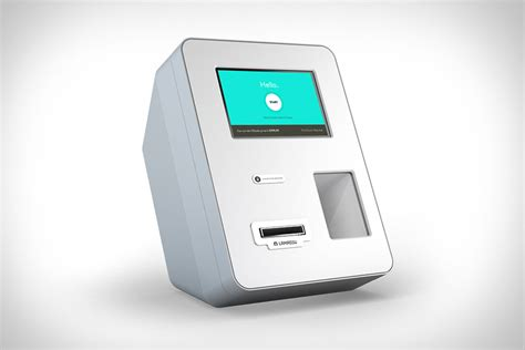Altogether they comprise 95% of all locations worldwide. Bitcoin ATM Machine   Uncrate