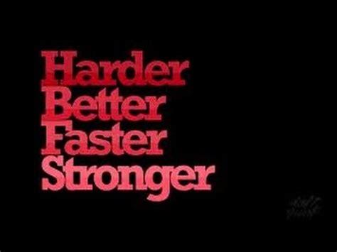Daft Punk Vs Kanye West  Harder,better,faster Stronger