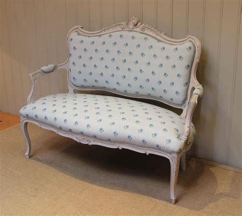 Settee Sale by Painted Settee Antiques Atlas