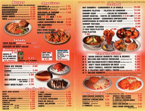 menu cuisine pin restaurant menu in food menus on