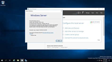 microsoft windows server     pc world