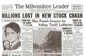 Stock Market Crash 1929 : simplebooklet.com