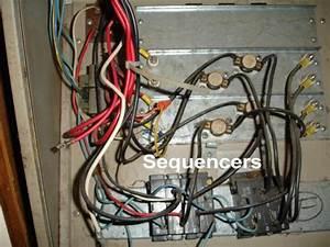 Coleman Electric 220v 60amp Model 60868842 Furnace - New Motor Installation