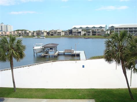 Boat Slip Pensacola by Luxury Waterfront Living On Pensacola