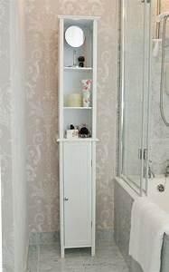 Meuble Salle De Bain Colonne : meuble salle de bain faible profondeur conseils pratiques ~ Teatrodelosmanantiales.com Idées de Décoration
