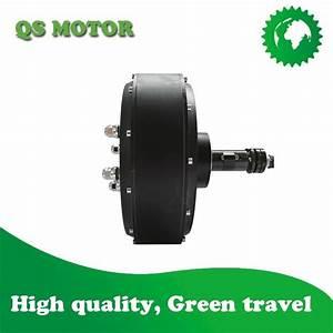 Qsmotor 2wd 8000 W 96 V Peque U00f1os Kits De Conversi U00f3n De Coche El U00e9ctrico En Motores De Coches Y