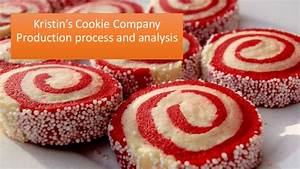 Kristin U2019s Cookie Company Production Process And Analysis