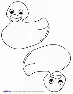 Rubber Ducky Coloring Pages Az Coloring Pages