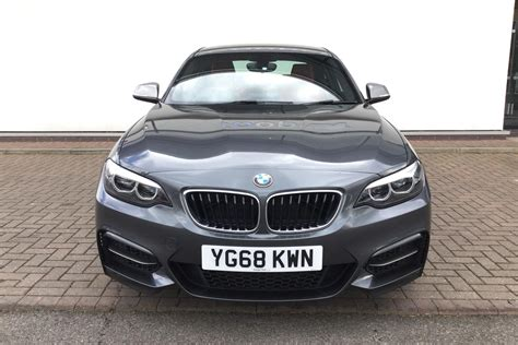 used 2018 quot bmw quot quot 2 series coupe quot quot m240i 2dr nav step auto quot for sale in yorkshire