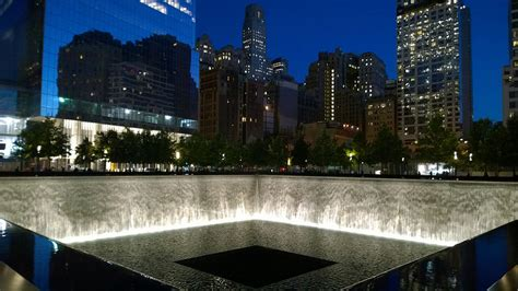 9/11 Memorial Pools, World Trade Center – Architecture Revived