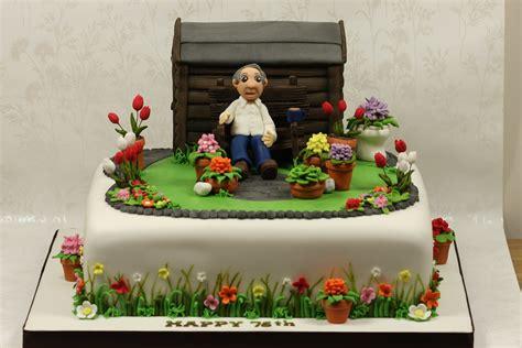 garden cake  cake    birthday celebration
