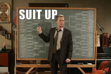 Suit Meme - what men should wear to a wedding