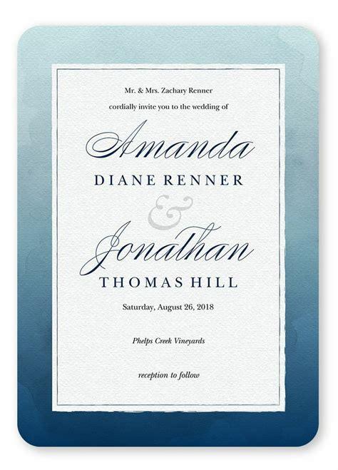 english invitation card sample   print