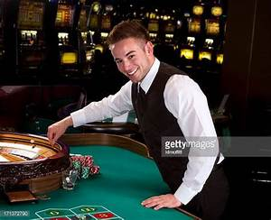 Croupier Stock Photos and Pictures | Getty Images