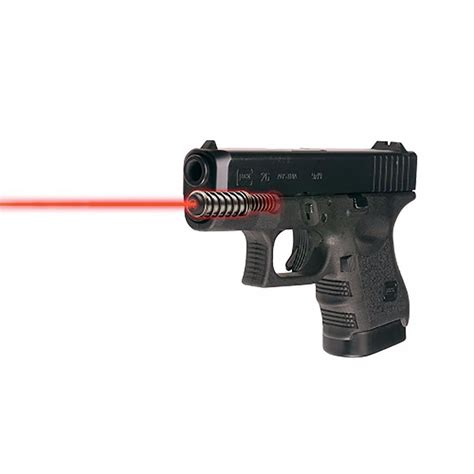 glock 26 laser light lasermax lms 1161 g4 guide rod laser sight for gen 4 glock
