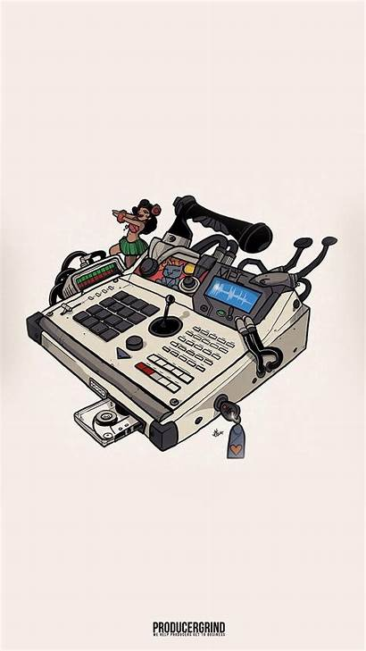 Mpc Producer Wallpapers Dope Beats Smoke Background
