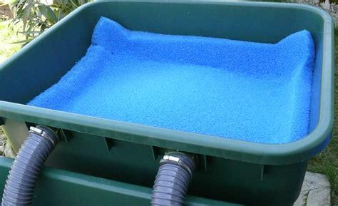teich filtermaterial gartenteich filteranlage f 252 r koiteich bauanleitung 30000 teichpflege