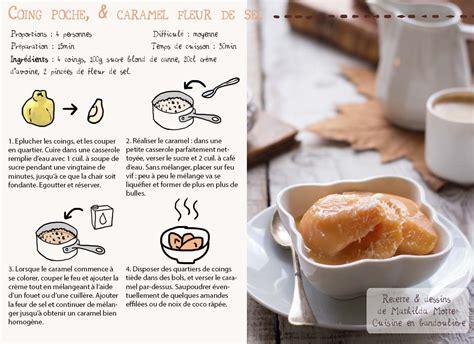 dvd recettes de cuisine recette de coing mathilda motte cuisine en bandoulière