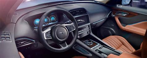 jaguar  pace interior capacity features jaguar