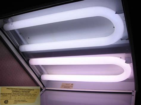 lighting gallery net fluorescent fixtures 2x2 u bent troffer