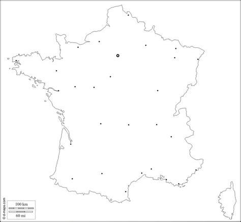 Carte De Avec Principales Villes A Imprimer by 17 Meilleures Id 233 Es 224 Propos De Carte G 233 Ographique Sur