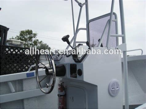 Aluminum Fishing Boat With Steering Wheel by Factory Boats For Sale With Steering Center Console