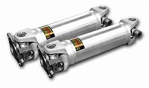 Dennys Aluminum Driveshafts 6061