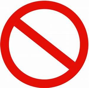 Logo de prohibido png Medidas de cajones de estacionamiento para