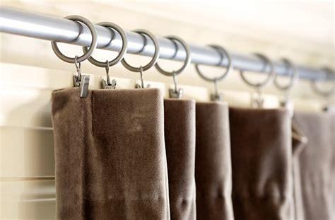 hanging grommet curtains on hooks