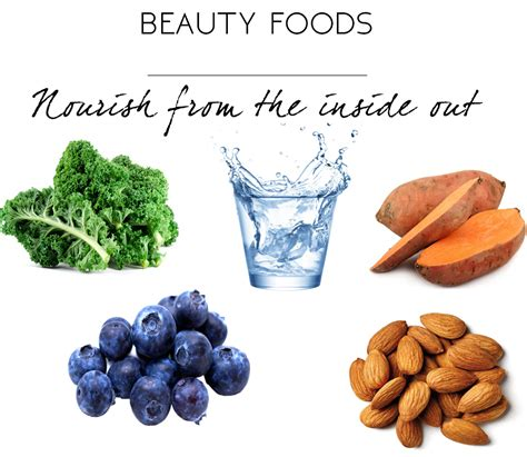 beauty foods  nourish