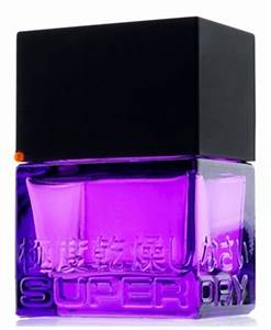 Neon Purple Superdry perfume a fragrance for women 2013