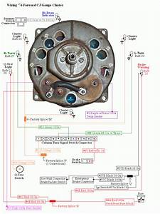 Softail Dash Instrument Wiring Diagram
