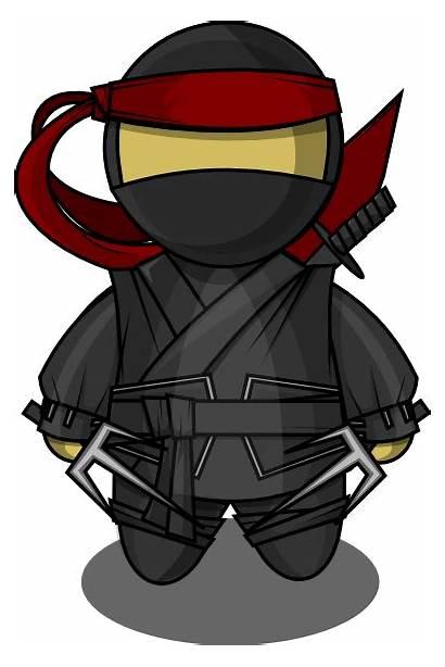 Ninja Clipart Clip Nice Clipground Ninja4 Cliparts