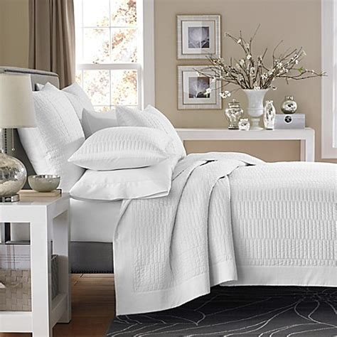 White King Coverlet by Buy Real Simple 174 Dune Reversible Coverlet In