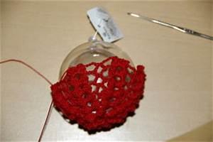 Tuto Sapin De Noel Au Crochet : boule de noel au crochet tuto klicit ~ Farleysfitness.com Idées de Décoration