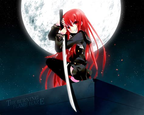 Shana Anime Wallpaper - just postin things xd shana the random anime rp