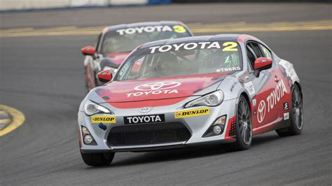 Racing Series by Toyota 86 Racing Series Fast Tracking The Next Generation
