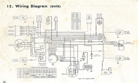Kawasaki Ke100 Coil Wiring Diagram by Restoring A 1972 Kawasaki G4 Tr B Motorcycle Wiring Diagram