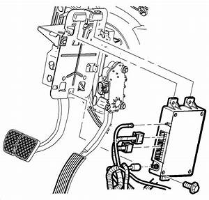 Repair Instructions - Brake Pedal Assembly Replacement - 2003 Saturn Vue - Fwd