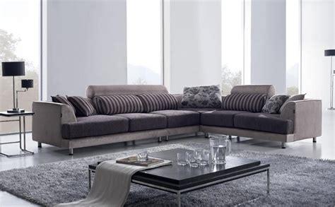 Modern L Shaped Sofa Designs for Awesome Living Room   EVA Furniture