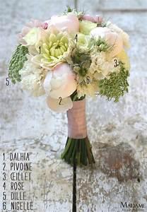 La Mariée Aux Pieds Nus : bouquet de mari e roses pastels ~ Melissatoandfro.com Idées de Décoration