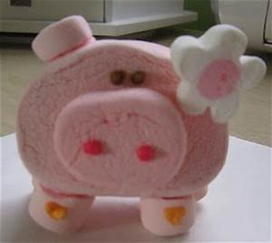 Pigs and Marshmallows on Pinterest