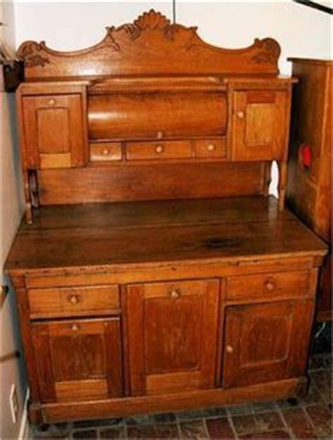 cottage kitchen furniture vintage leadlight kitchen dresser interiors 2650