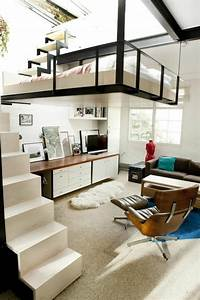 Lit Petit Espace : 60 id es pour un am nagement petit espace ~ Premium-room.com Idées de Décoration