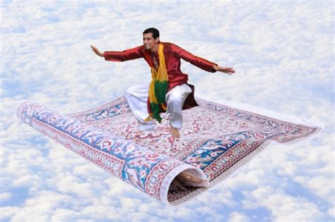 Magic Carpet Ride  Carpet Vidalondon