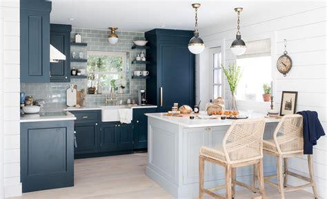 beach house kitchen  reveal bright bazaar
