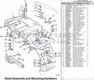 Hummer Parts Diagrams